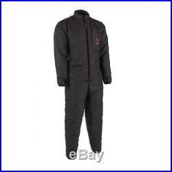 Black Weezle Extreme Plus + Snugpack Undersuit for Drysuit Black Scuba Diving