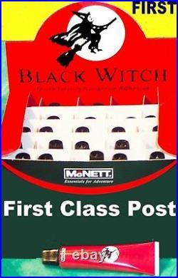 Black Witch Neoprene SCUBA drysuit repair adhesive glue diving FIRST CLASS POST