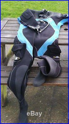 BodyGlove scuba dive drysuit