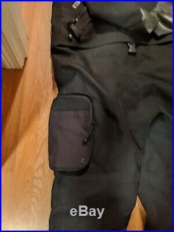 Body Glove Dry Suit Scuba Diving Size Large Mens