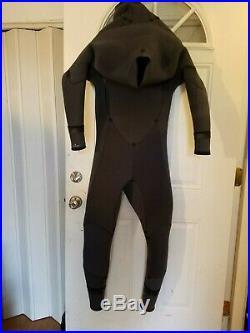 Brand NEW Aqua Lung SolAfx Semi Dry Wet Suit Wetsuit 8mm 8mm Men Mens S Small