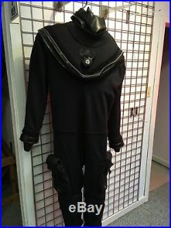 Brand new WHITES FUSION BULLET slt silicone cuff seals scuba dive diving drysuit