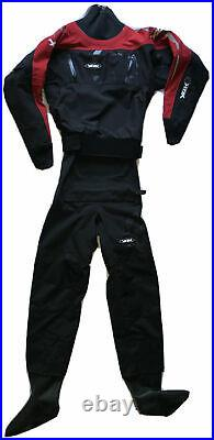 British Army Military Surplus Yak Dry suit Scuba Diving Fishing Water Sport XL