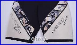 CAMARO PERFORMANCE Mens Womens Short Wetsuit SCUBA Diving Bib Neopren sz 48 S M