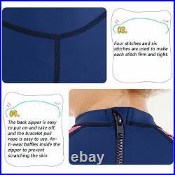 Child Kids Full Length Wetsuit Girls Swim Scuba Kayak UV Sun Wet Suit Quick Dry