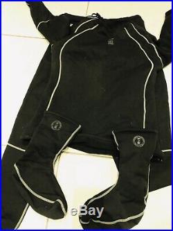 Complete Scuba Diving Kit Gear Dry Suit BCD Regs Tank