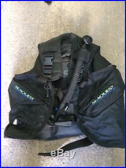 Complete Scuba Diving Kit and Dry Suit