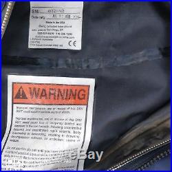 DIVERS UNLIMITED INTERNATIONAL SERIES TLS 350 scuba diving dry suit. DUI 13