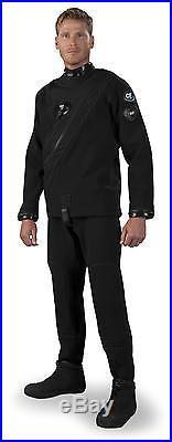 DUI CF200X Select Men's Scuba Drysuit (Size Small)