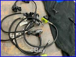 DUI CF200 SCUBA Drysuit Series Plus Many Other Items