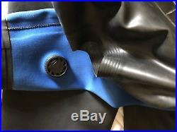 DUI CF200 scuba diving dry suit