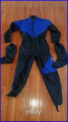DUI CF200x Scuba Diving Drysuit (Large)