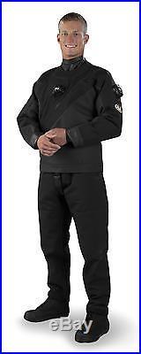 DUI CLX 450 Select Men's Scuba Drysuit (Size Large)