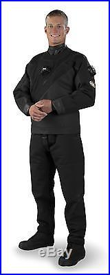DUI CLX 450 Select Men's Scuba Drysuit (Size Medium-Tall)