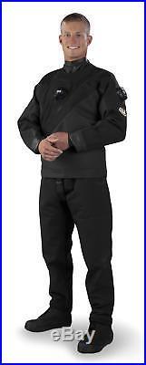 DUI CLX 450 Select Men's Scuba Drysuit (Size X-Large)