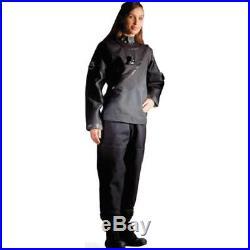 DUI CLX 450 Select Women's Scuba Drysuit (Size Medium-Large-Short)