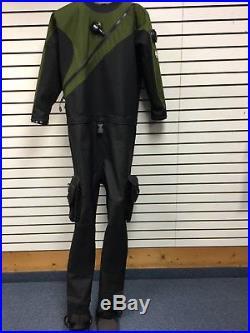 DUI CLx450 Scuba Drysuit Size X-Large BRAND NEW