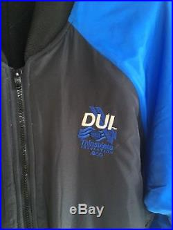 DUI Diving Unlimited International Undergarment DrySuit 200 Thinsulated Scuba