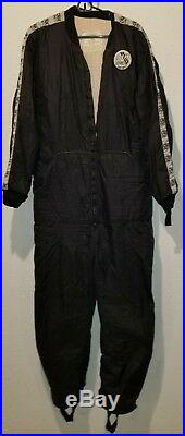 DUI Drysuit SCUBA Thinsulate Warm Undergarment LARGE