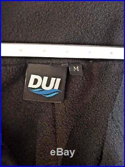 DUI FLX Extreme Scuba Diving Drysuit and Undergarment size Medium