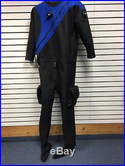 DUI FLX Extreme Scuba Drysuit Size X-Large BRAND NEW