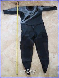 DUI FLX Extreme scuba dive dry suit