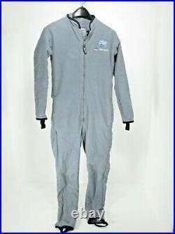 DUI Polartec PowerStretch 300 Medium Jumpsuit Scuba Dive Drysuits UNDERGARMENTS