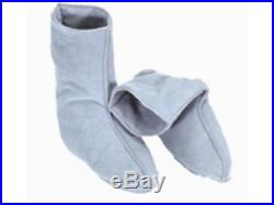 DUI Polartec Powerstretch 300 Boot Liners for Scuba Drysuit Small
