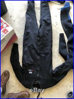 DUI Polartec Powerstretch Pro 300 Dry Suit Undergarment Size L Scuba Diving Gear