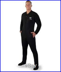 DUI Polartec Powerstretch Pro 300 Dry Suit Undergarment Size M Scuba Diving Gear