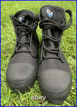 DUI Rock Boot- Great for Scuba Diving Drysuits Size 10 Xtreme Sports NICE UNWORN