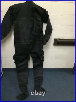 DUI SEAL TLS Scuba Drysuit Mens XL