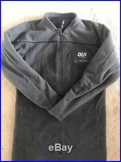 DUI Scuba Diving Warm Drysuit Powerstretch 300 Polartec Undersuit Jumpsuit Sz L