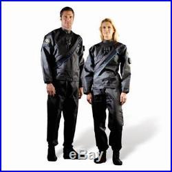 DUI TLS 350 Select Women's Scuba Drysuit (Size Small-Short)