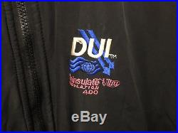 DUI Thinsulate Ultra 400 SCUBA Drysuit Thermals Size XL