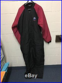 DUI Thinsulate Ultra 400 SCUBA Drysuit Thermals Size XL & Socks (Size Large)