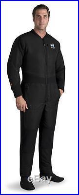 DUI Thinsulate Xm450 Jumpsuit Scuba Drysuit Undergarment Size Large