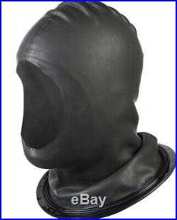 DUI ZipSeal Neck / Hood Combo G1 Latex Replacement Drysuit Seal SMALL Scuba Dry