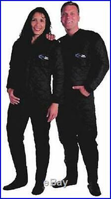 Diving Concepts TPS Thinsulate DrySuit Undergarment Women Size S Scuba Dive Gear