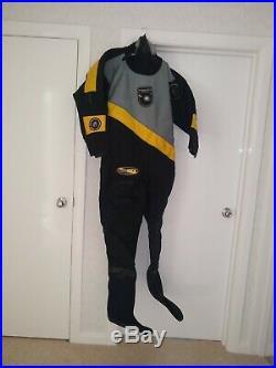 Diving Drysuit Only done 10 dives Northern Diver dive divers dry suit scuba