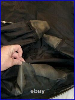 Drysuit Whites Fusion One Drysuit Size 2XL/3XL Black Excellent Cond Used