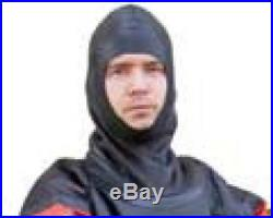 Drysuit Zip Latex Neck/Hood Combo for Scuba Diving and Tech Diving