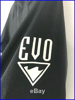 Evo Mens Size XL Scuba Diving Undergarment Black Lycra UV Protection Drysuit EUC