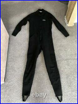 Fantastic selection of scuba gear for sale! Drysuit, undersuit, boots, hood etc