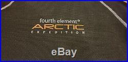 Fourth Element Arctic Expedition Undersuit 2-piece XL/XL Drysuit Scuba Diving