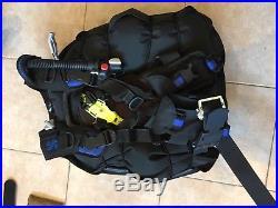 Full UK SCUBA Diving gear Scubapro MK25 Regulators, Everdry4 Dry Suit, Suunto