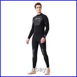 Ganzkörper 3mm Neopren Erwachsene Taucheranzug Surfen Schwimmen Tauchen Scuba