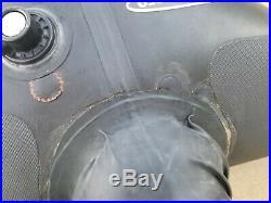 Gates Pro AM 1050 Vulcanized Rubber SCUBA Drysuit (XL)