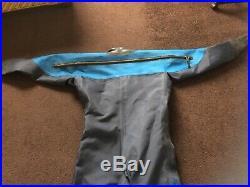 Gates Scuba DrySuit M/L new dump Valve