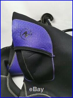 Great ladies Aqua Lung Blizzard Pro Dry suit Medium 4mm
